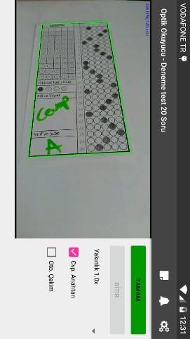 ABC Optik Okuyucu Ekran Görüntüsü 5